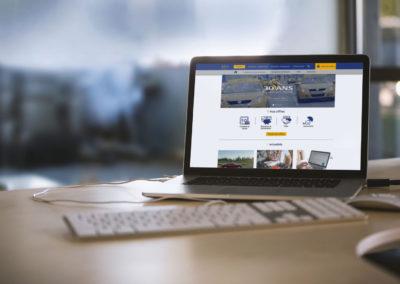 Site web LCL